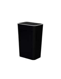 Cubo SRV Rectangular - 9L - Negro - PAP9NE