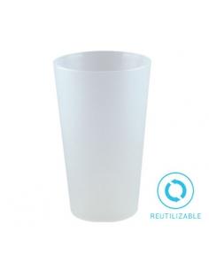 Vaso PP - Reutilizable - 330 cc - 29 Gr.