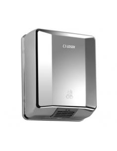 Secamanos Aire - LOSDI - Metal Blanco - Blanco - 1.600 W.
