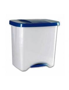 Cubo Pedal Ecologico - DNX - 50 lt Azul